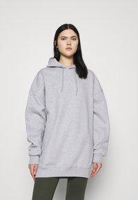 4th & Reckless - IRIANA HOODIE - Sweatshirt - grey - 0