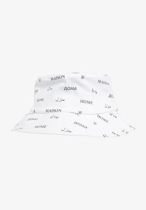 MAISON  - Hat - white