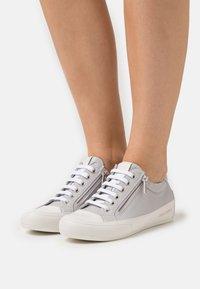 Candice Cooper - DELUXE ZIP - Tenisky - opal grey/bianco - 0