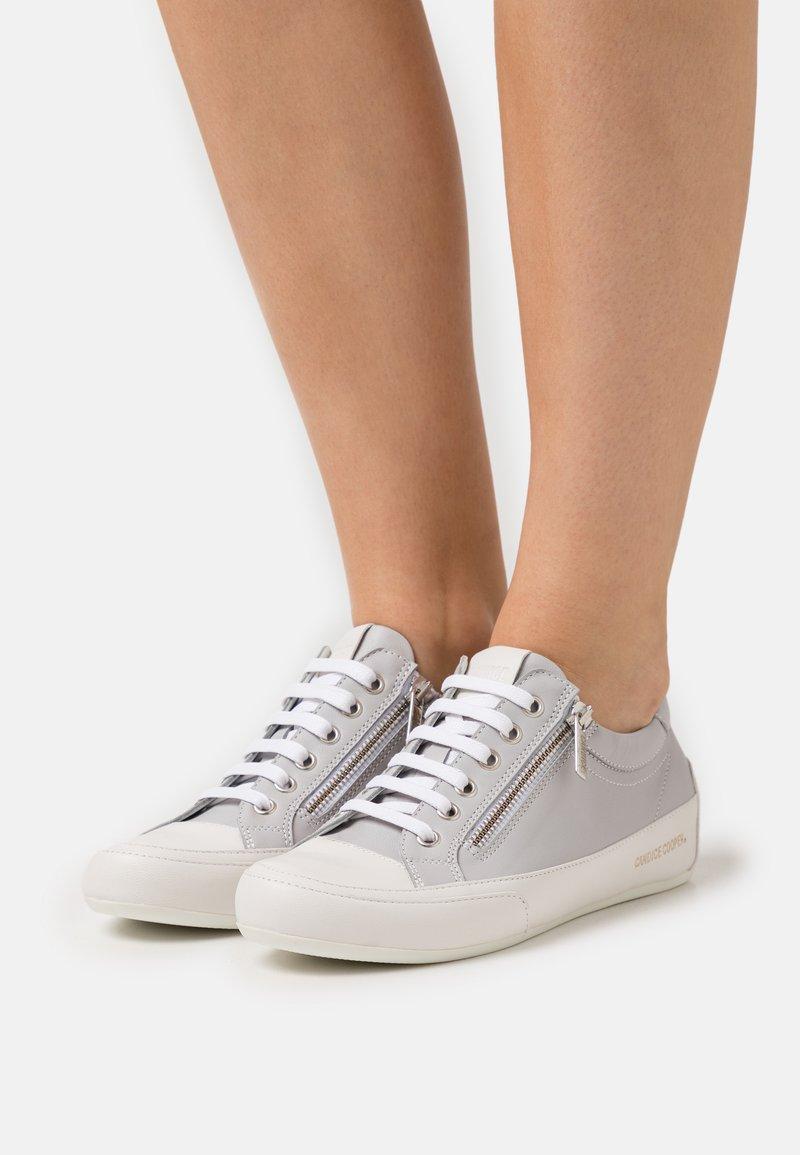 Candice Cooper - DELUXE ZIP - Tenisky - opal grey/bianco