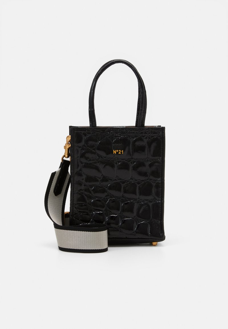 N°21 - MICRO - Across body bag - black