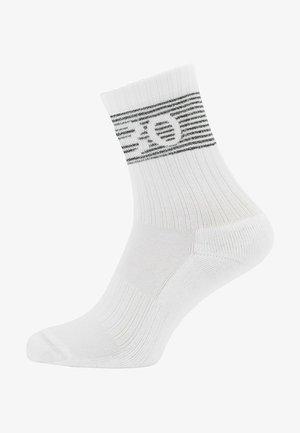 SHINE LOGO  - Socks - white