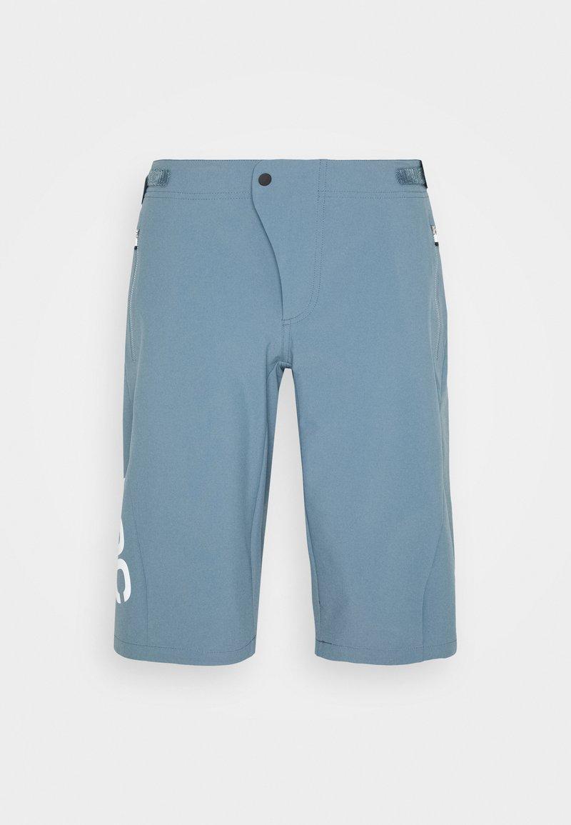 POC - ESSENTIAL ENDURO SHORTS - kurze Sporthose - calcite blue