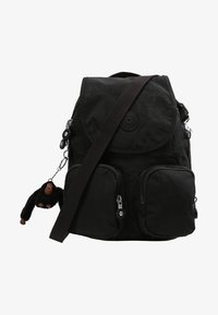 Kipling - FIREFLY UP - Zaino - true black - 5