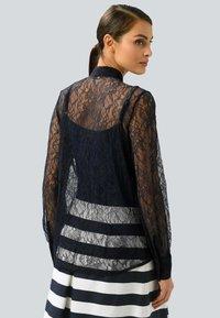Alba Moda - Button-down blouse - marineblau - 2