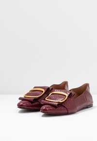 See by Chloé - Slip-ons - bordeaux - 4