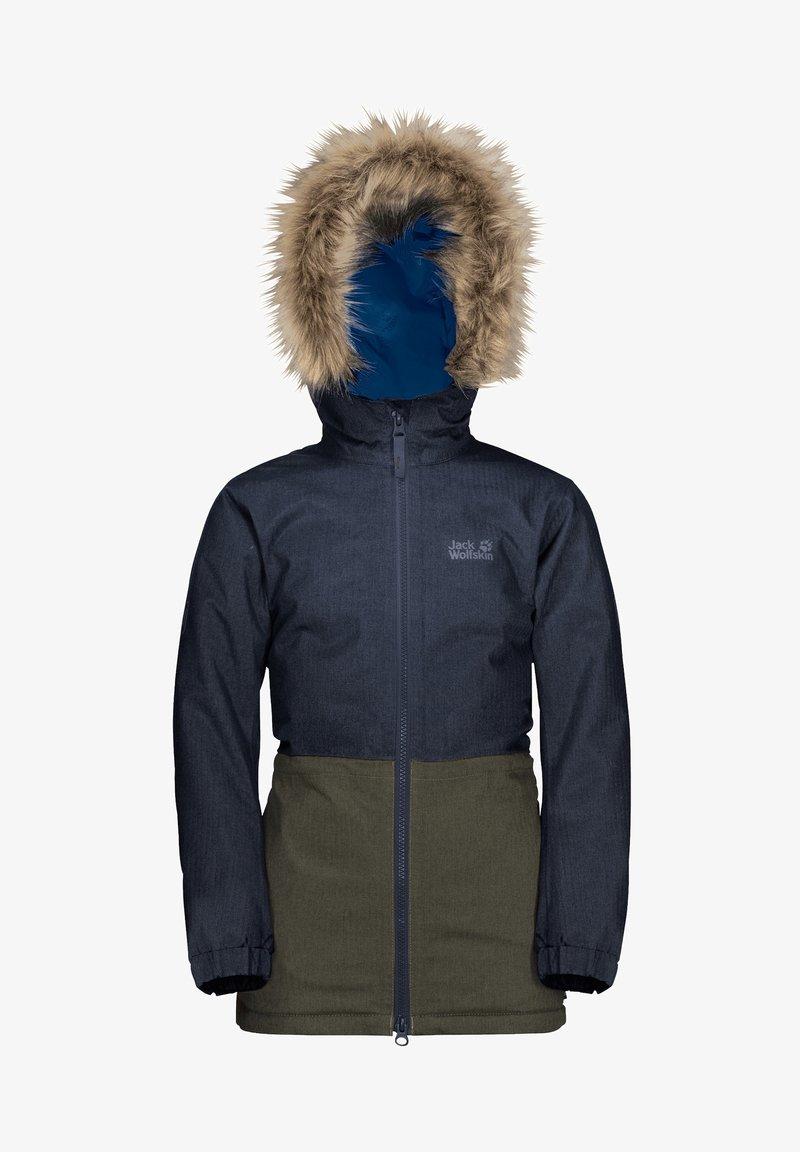 Jack Wolfskin - Winter coat - night blue