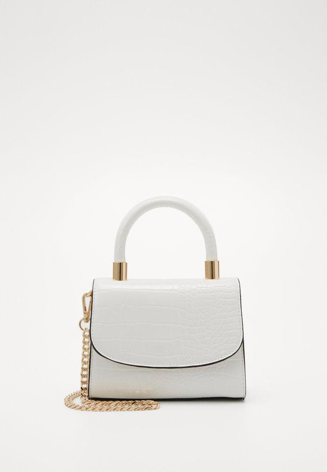 AMZA - Handbag - white