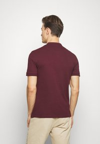 Pier One - Polo shirt - bordeaux - 2