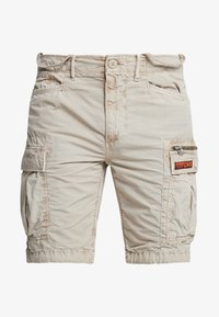 Superdry - PARACHUTE - Shorts - sand - 4