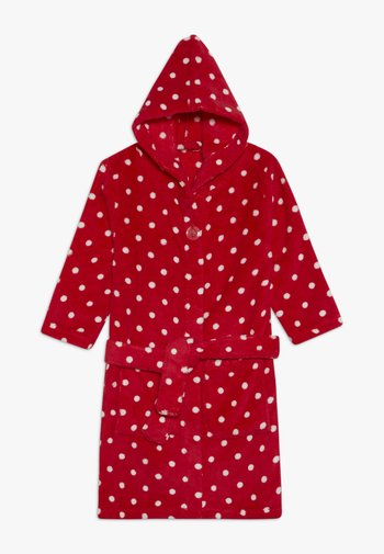 PUNKTE - Dressing gown - rot