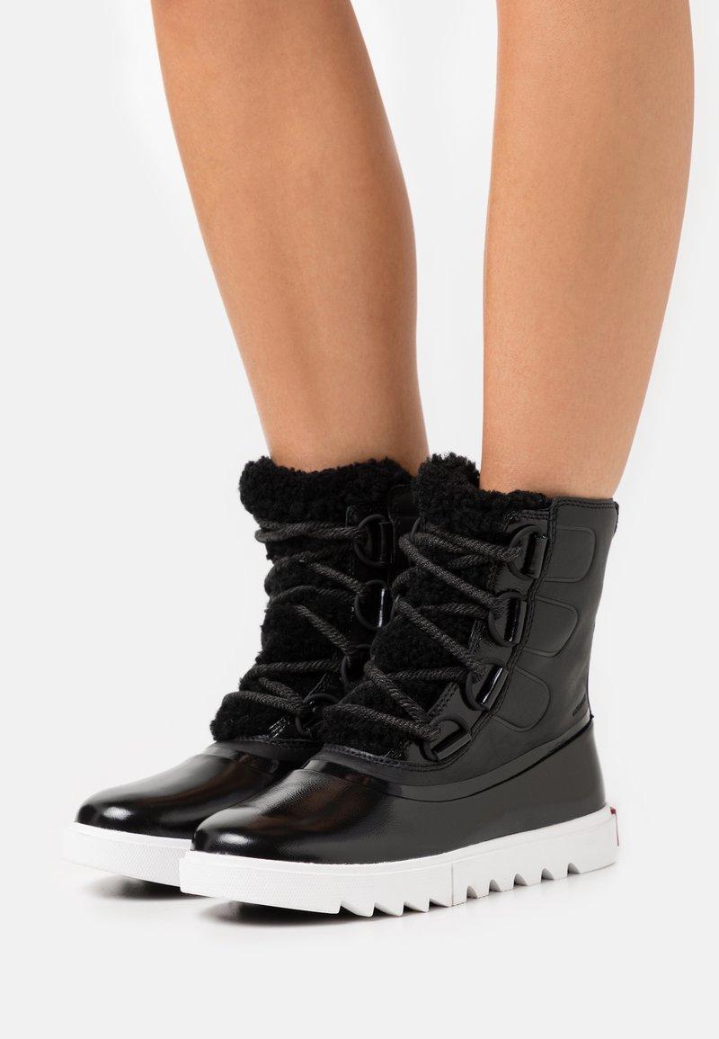 Sorel - JOAN OF ARCTIC NEXT LITE - Snowboots  - black