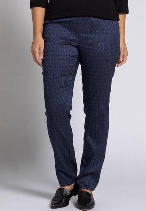 SIENNA - Leggings - Trousers - dunkles saphir