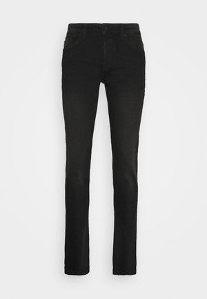ONSLOOM LIFE - Slim fit jeans - black denim