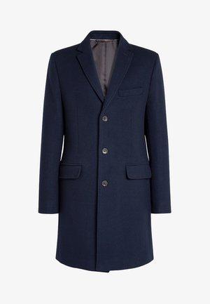 SIGNATURE EPSOM - Classic coat - navy