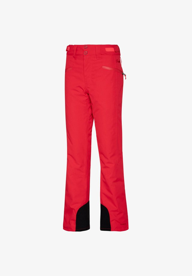 KENSINGTON - Snow pants - red