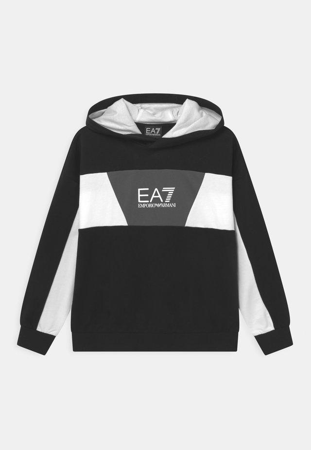 EA7 - Sweatshirt - black