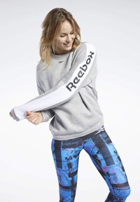Reebok - CREW - Sweater - grey - 0