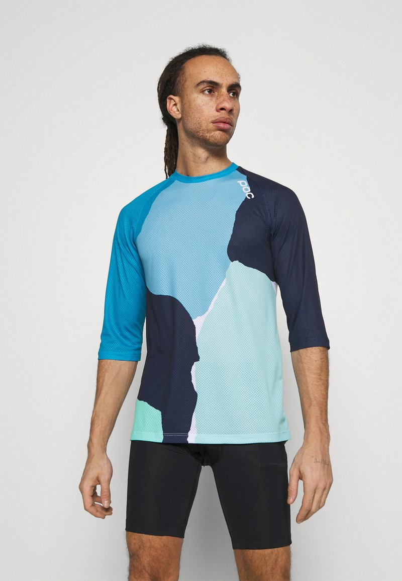 POC - ESSENTIAL ENDURO LIGHT - T-shirt print - multi-coloured