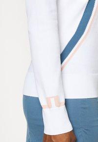 J.LINDEBERG - BIANCA GOLF - Jumper - white - 5