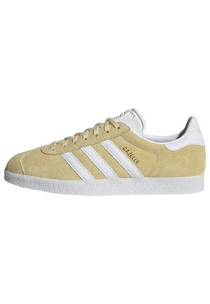 GAZELLE SHOES - Sneaker low - yellow