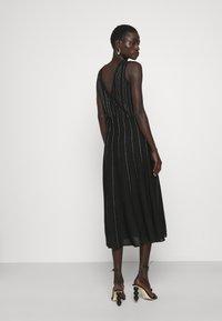 MAX&Co. - SABINA - Cocktail dress / Party dress - black - 2