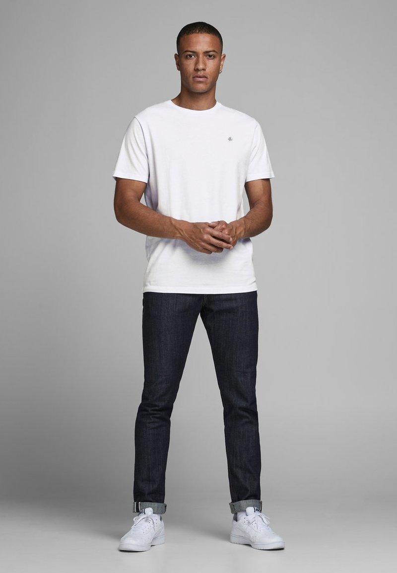 Jack & Jones - 5 PACK - T-shirt basique - white