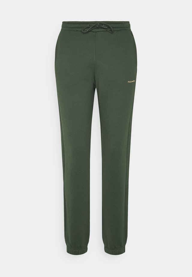 GABBY TROUSER - Joggebukse - dark green