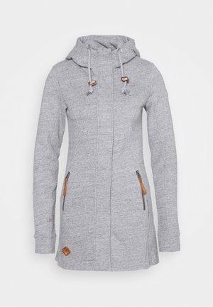 LETTY - Sweatjacke - grey