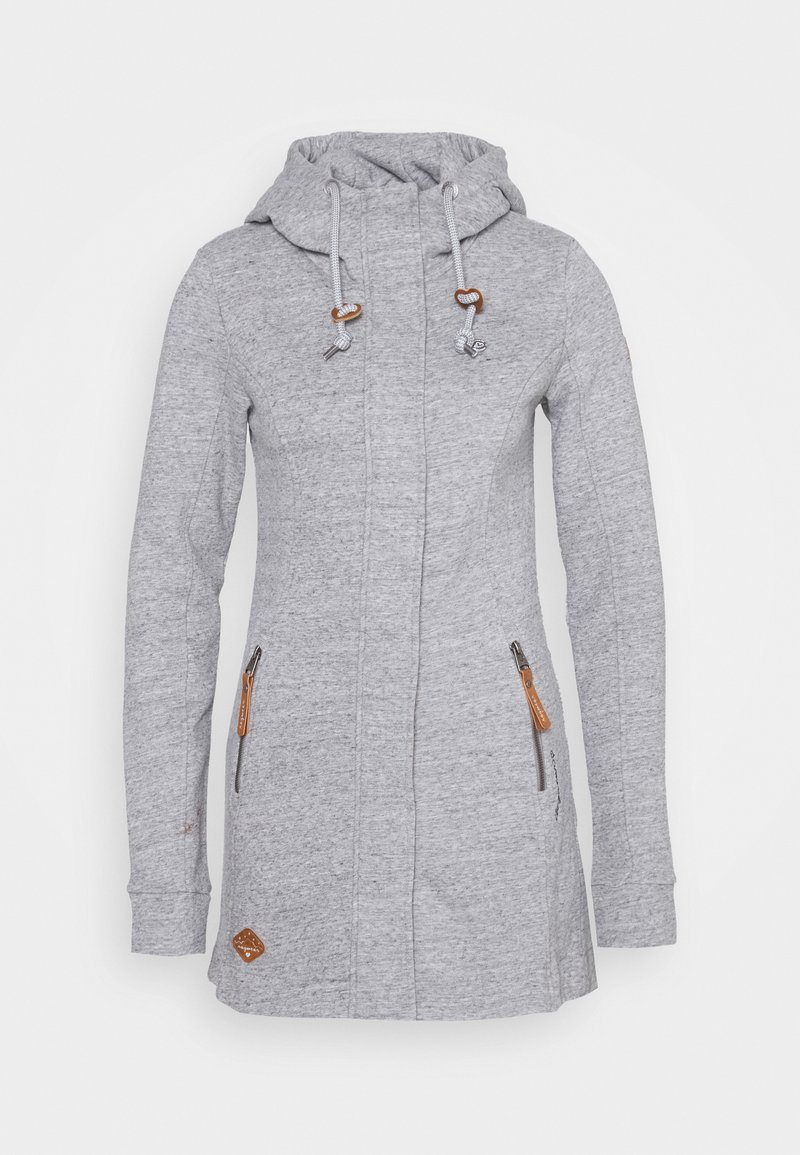Ragwear - LETTY - Zip-up hoodie - grey