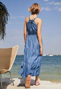 Next - Maxi dress - blue - 0