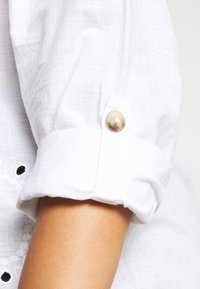 River Island Plus - Button-down blouse - white - 5