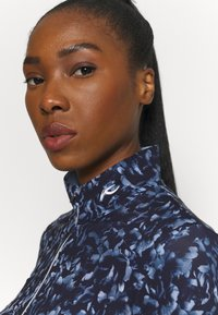 Kjus - WOMEN SUNSHINE SPORT HALF ZIP - Long sleeved top - atalanta blue/cloud blue - 3