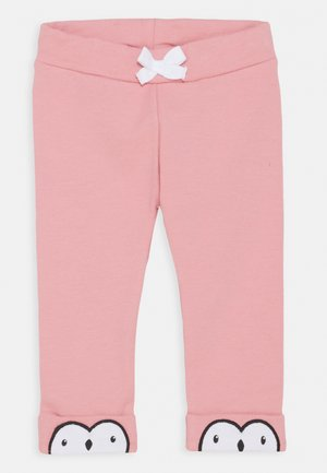 NBFNOORA PANT BABY - Trousers - blush