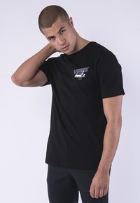 Cayler & Sons - Print T-shirt - black/mc - 0