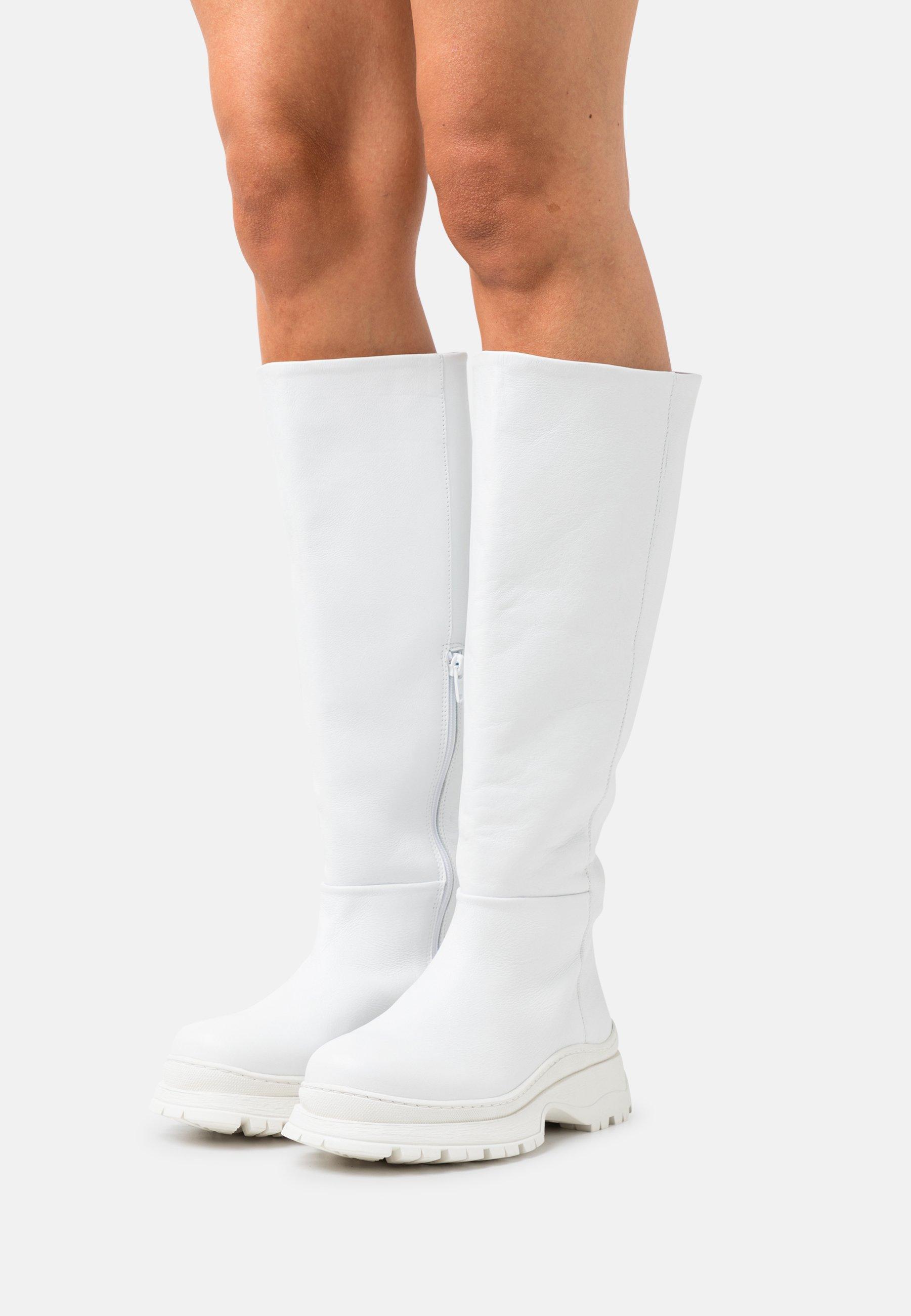 Women SLFLUCY HIGH SHAFTED BOOT  - Platform boots