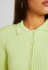Monki - VILLYS - Neuletakki - light green - 5