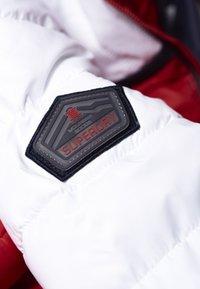 Superdry - DOLMAN DOWNHILL RACER FUJI  - Veste mi-saison - white - 6