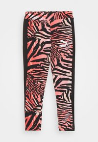 Puma - CLASSICS SAFARI LEGGINGS - Collants - apricot blush - 0