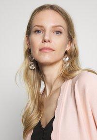 Esprit Collection - BOLERO W LACE - Kardigan - pastel pink - 3
