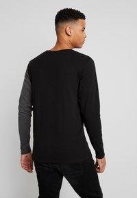 Jack & Jones - JCOBAMBOE TEE - Långärmad tröja - black - 2