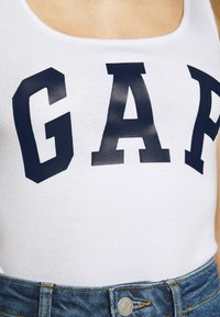 GAP - TANK - Débardeur - white global - 4