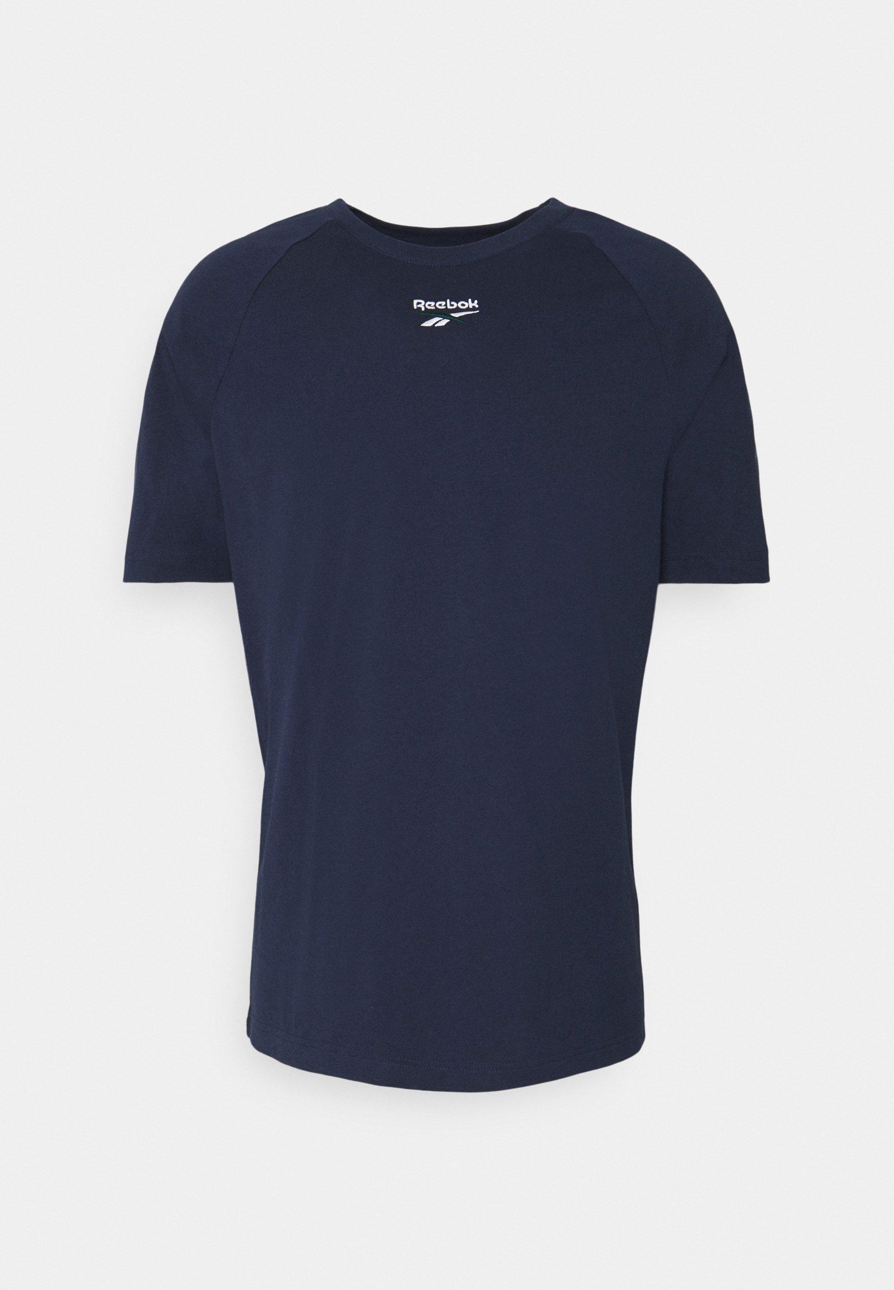 Men TWIN VECTOR TEE - Print T-shirt