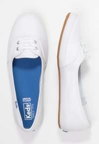 Keds - TEACUP - Sneakersy niskie - white - 3