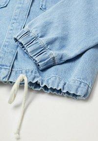 Mango - NICOLE - Denim jacket - mittelblau - 2
