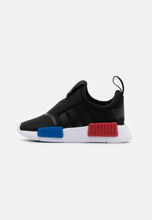 NMD 360 - Mocasines - core black/footwear white