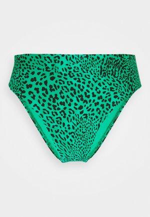 WILD ONES HI RISE - Bikini bottoms - jade