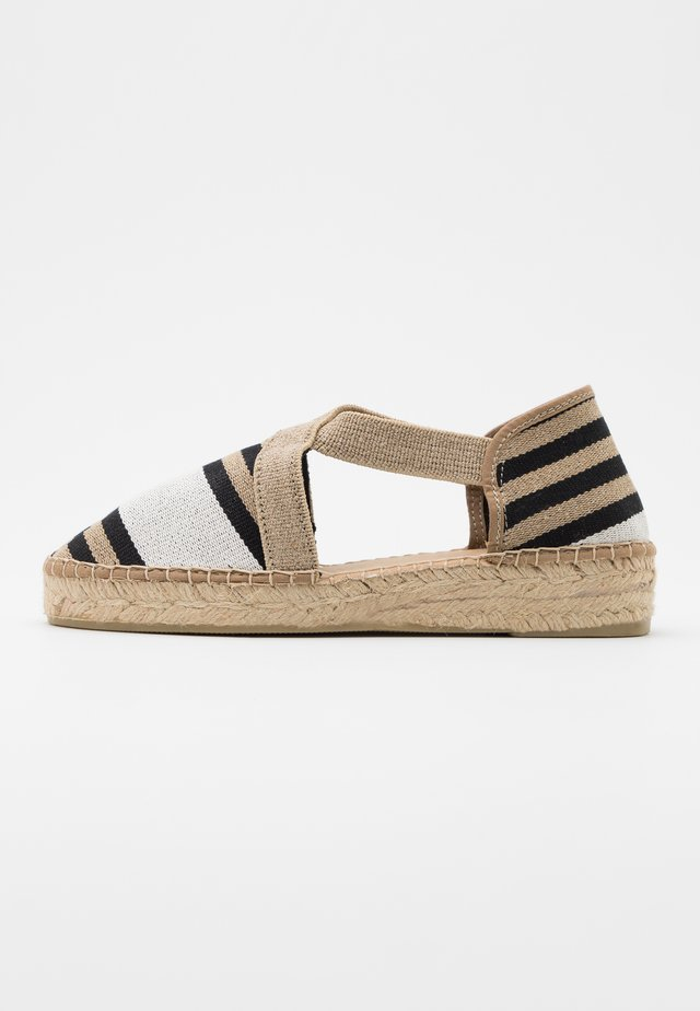 Espadrille - tost