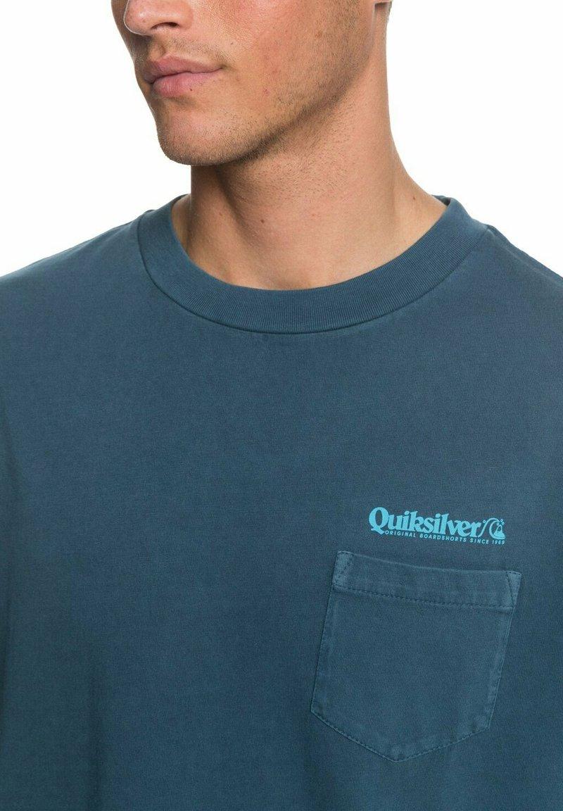 Quiksilver Boys Quik Heather T-shirt à manches longues Tee sz Medium