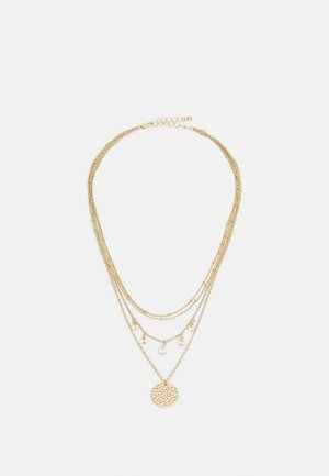 COMBI NECKLACE - Smykke - gold-coloured